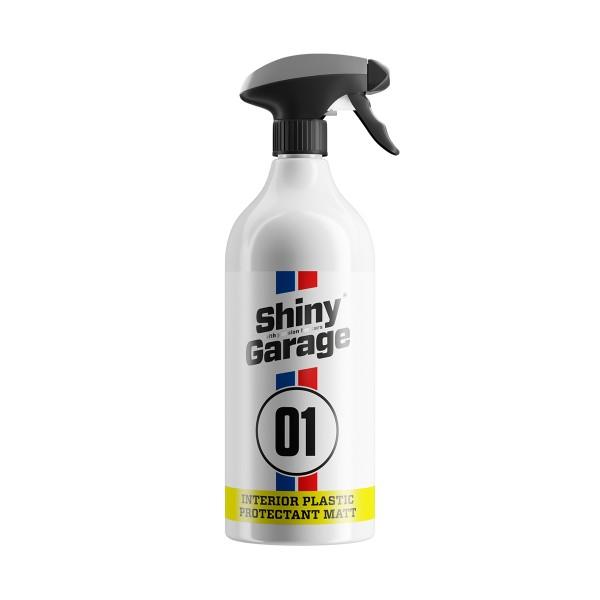 Shiny Gagare Interior Plastic Protectant Matt 500ml- ošetrovač interiérových plastov čokoládová vôňa