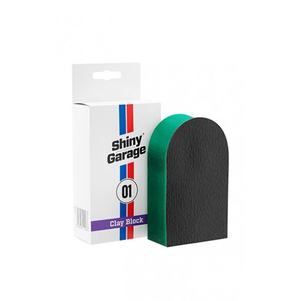 Shiny Garage Clay Block - clay block na čistenie laku