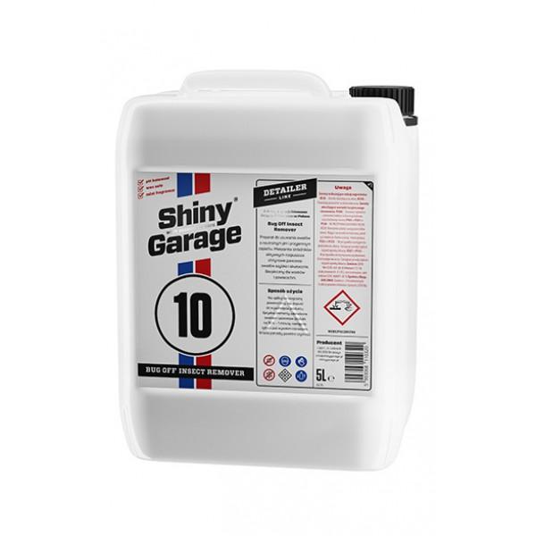 Shiny Garage Bug Off insect remover 5l - odstraňovač hmyzu