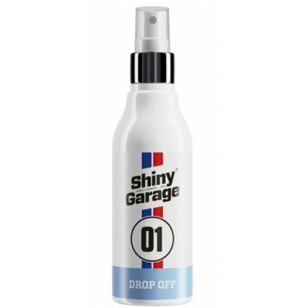 Shiny Garage Drop Off 150ml - tekuté stierače na sklá