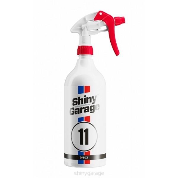 Shiny Garage D-Tox Iron & fallout remover 1L - produkt na chemickú dekontamináciu od náletovej hdrze