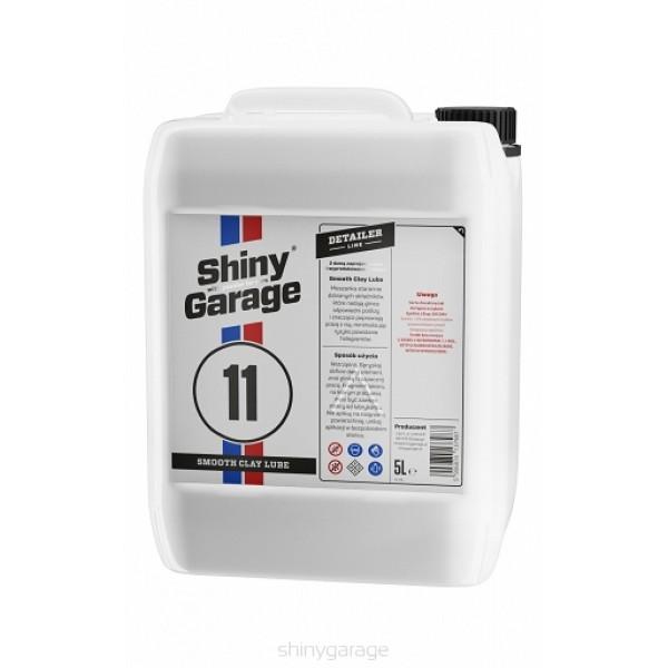 Shiny Garage Smooth Clay Lube 5L - lubrikant ku clay hmote