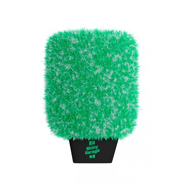 Shiny Garage Wash Mitt - umývacia rukavica z mikrovlákna