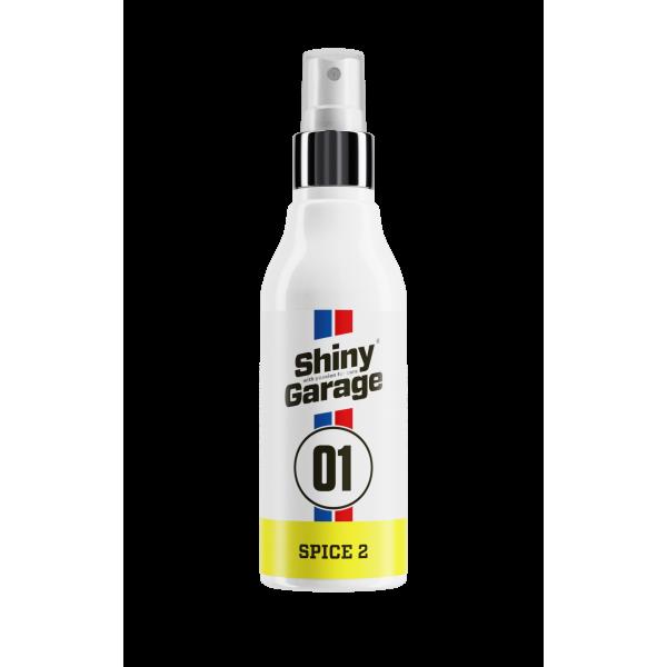Shiny Garage Spice 2 - škorica - osviežovač vzduchu 150ml